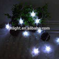 custom led string lights 2016 new product custom led snowflake lights flashing lighting