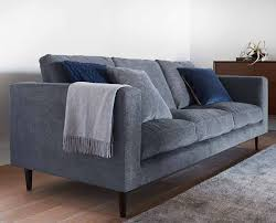 Mid Century Modern Danish Sofa by Dania The Hagen Sofa Offers Refined Mid Century Modern Style