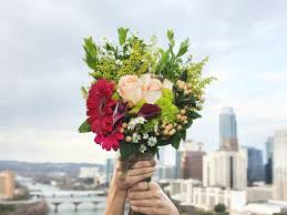 Delivery Flower Service - flower delivery startup blossoms in austin with same day service