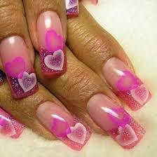 funky nail art designs nailic