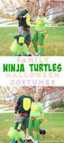 Ninja Turtle Halloween Costume Toddler Diy Sew Ninja Turtle Costume Girls Loves Glam