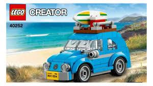 lego volkswagen beetle lego 40252 mini volkswagen beetle gratis vanaf 4 april