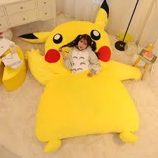aliexpress com buy japan anime pikachu sleeping bag pikachu