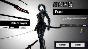 blade symphony video game interfaces pinterest ui inspiration