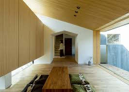 two structure house idea with modern and traditional japanese wooden structure japanese house modern combination