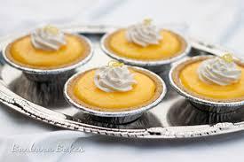 no bake mini lemon cheese pie recipe barbara bakes