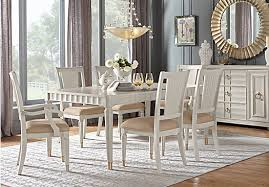 Shop For A Hillside Cottage White  Pc Dining Room At Rooms To Go - Dining room furniture michigan