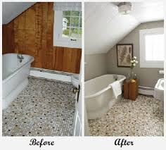 country living bathroom ideas room makeovers each featuring a different before and after