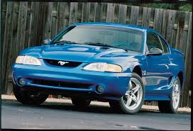 cobra mustang pictures 1998