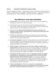 Terms And Conditions For Interior Design Services Conditions Of Engagement And Scale Of Charges Preamble Architect