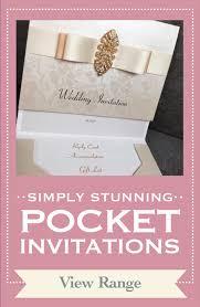 Wedding Pocket Invitations Elite Invite Beautiful Wedding Invitations U0026 Stationery