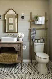 country bathroom colors