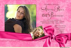 18th birthday invitation maker and how to make your own invitation