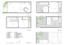 architectural floor plans gallery of house architects 26