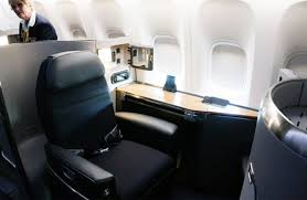 Delta 777 Economy Comfort The State Of Lie Flat Business Class On American Carriers U2013 The