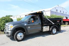 this f550 looks great with a rugby manufacturing 4 yard dump body