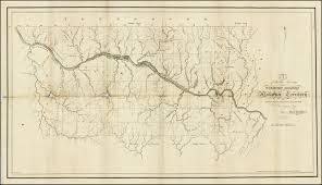 Map Alabama Two Alabama Territory Rarities Rare U0026 Antique Maps