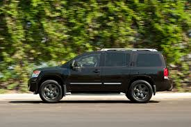 nissan armada cargo space 2014 nissan armada platinum reserve long term report