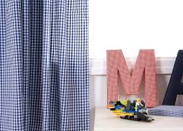 Pink Gingham Curtains Gingham Curtains Photogiraffe Me