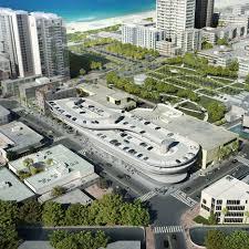 miami should lobby to resurrect zaha hadid s parking garage miami parking lot design by zaha hadid architects in florida usa
