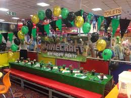 minecraft party minecraft party set up picture of lucky strike skegness tripadvisor