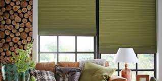 pleated blinds in stirling goldcrest blinds