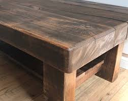Barn Wood Coffee Table Reclaimed Wood Coffee Table Etsy