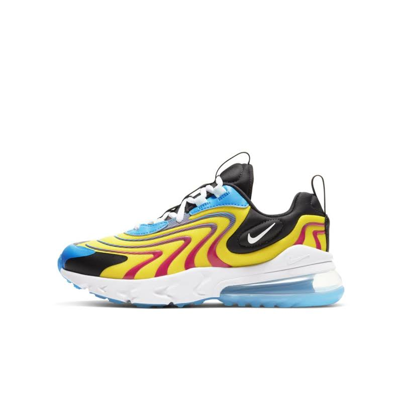Nike Air Max 270 React ENG Big Kids' Shoe