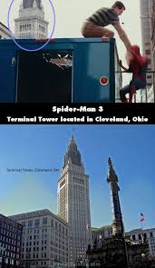 spider man 3 2007 movie mistakes goofs and bloopers all on