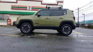stock jeep vs lifted jeep daystar renegade lift kit page 14 jeep renegade forum