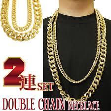 hip hop jewelry necklace images Criminal rakuten global market double chain necklace double jpg