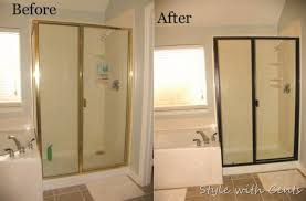 Brass Shower Door Style With Cents How To Disassemble Your Shower Trim