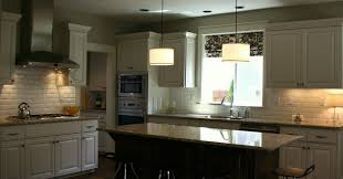 Island Pendant Lights For Kitchen Lighting Beautiful Drum Shade Pendant Lights 40 For Your Ceiling
