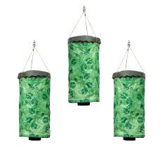 Upside Down Tomato Planter by Set Of 3 Topsy Turvy Upside Down Tomato Planters Page 1 U2014 Qvc Com