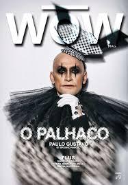 Paulo Gustavo estrela capa de revista quase irreconhecível   Folha ...