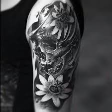 skull tattoo designs for women pictures to pin on pinterest