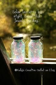 Solar Lights Garden Solar Mason Jar Fairy Lantern Garden Decor Outdoor