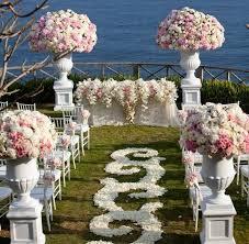 wedding flowers decoration images wedding aisle flowers wedding corners