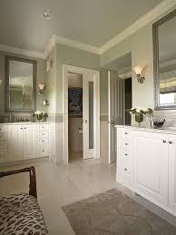 Brushed Nickel Bathroom Cabinet Brushed Nickel Mirror Bathroom Traditional With Bathroom Vanity