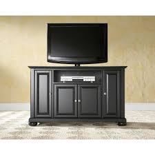 Where To Buy Cheap Tv Stand Crosley Alexandria Black Entertainment Center Kf10002abk The