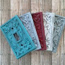 Shabby Chic Light Switch Covers by Shabby Chic Light Switch Plates Jane