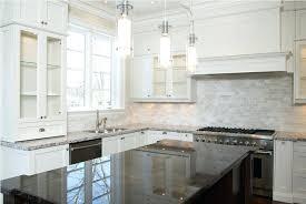 kitchen backsplash ideas with black granite countertops kitchen backsplash white cabinets countertop brown black