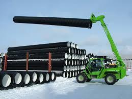merlo s p a industria metalmeccanica handling large materials