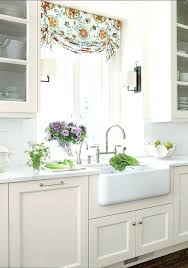 ideas for kitchen window curtains kitchen window treatment fitbooster me