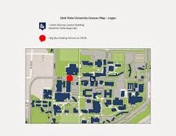 University Of Utah Campus Map by Utah Assistive Technology Program Aac Open House Dec 5th