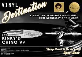 dj d website upcoming events vinyl destination