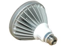 Led Outdoor Flood Lights Bulbs by 25 Watt Led Par 38 Spot Flood Light 2500 Lumens 277 Volts Ac