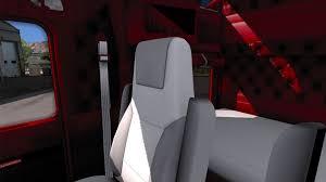 Kenworth W900 Truck Interior Ats Mod American Truck Simulator Mod