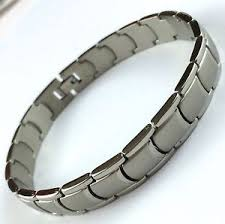 bracelet bands ebay images Bionic energy titanium strength balance band true frequency pain jpg