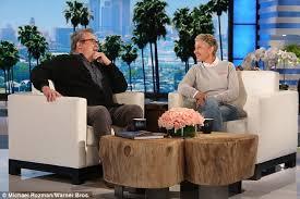 Ellen Bathroom Scares Eric Stonestreet Pranked On Ellen Degeneres Show Again Daily
